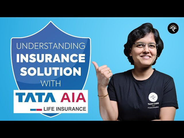 Understanding Insurance Solutions with TATA AIA