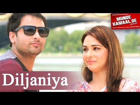 New Punjabi Songs 2016 - DILJANIYA ||...