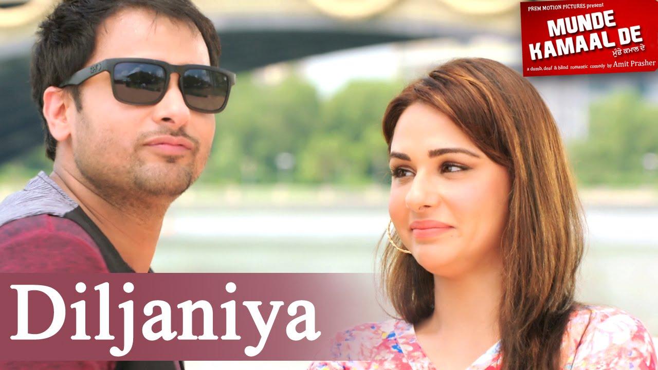New Punjabi Songs 2016 Diljaniya Amrinder Gill Mandy Takhar