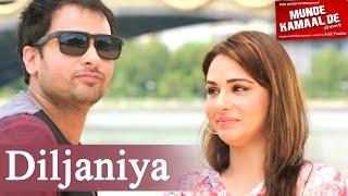 New Punjabi Songs 2015 - DILJANIYA || Amrinder Gill & Mandy Takhar || Munde Kamaal De