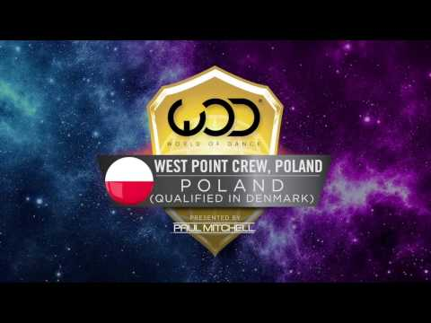 West Point Crew Poland - Los Angeles, World Of Dance (WOD)