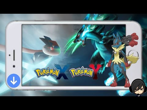 Pokemon x and y game download for pc softonic