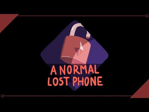 A normal lost phone - REVIEW