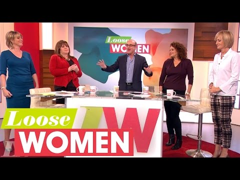 Paul McKenna Teaches The Loose Women How To Be Confident | Loose Women