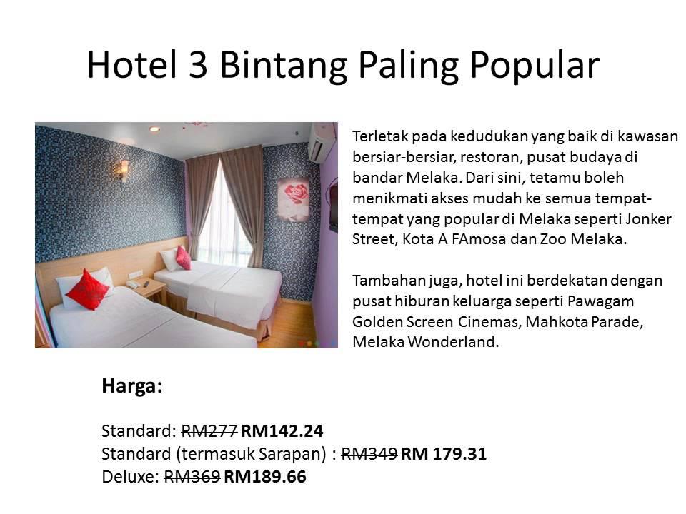 Hotel Di Melaka