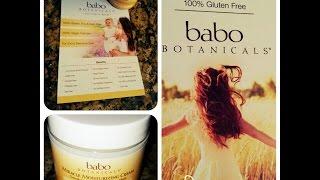 Babo Botanticals Miracle Moisturizing Cream review