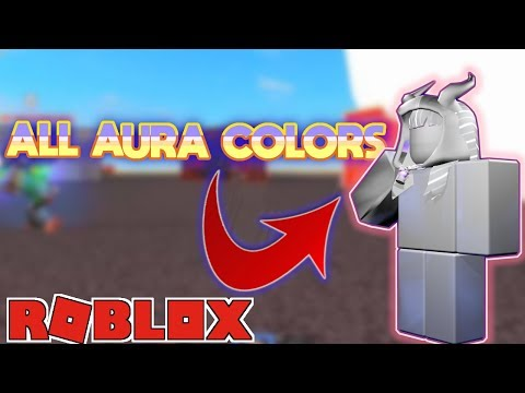 How To Unlock All Auras And Fireballs | Roblox Super Power