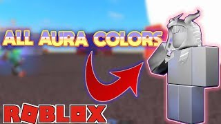 How To Unlock All Auras And Fireballs | Roblox Super Power Training Simulator (Part 1)