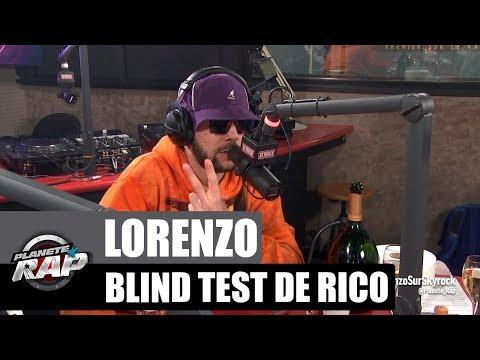Le blind-test de Rico #PlanèteRap
