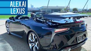 2021 Lexus LC 500 Convertible *Limited Build
