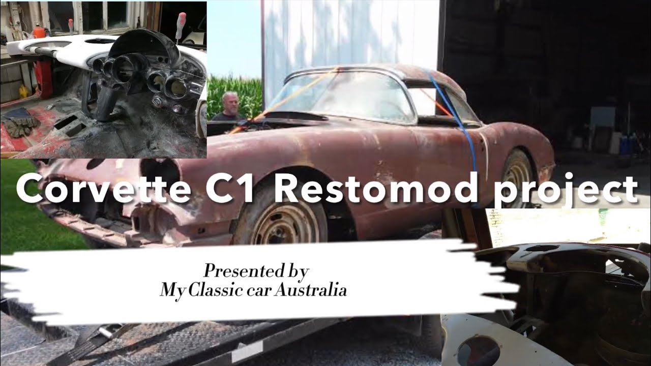 Corvette C1 Restomod build