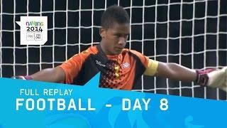 Football - Peru v Cape Verde Semi Final | Full Replay | Nanjing 2014 Youth Olympic Games