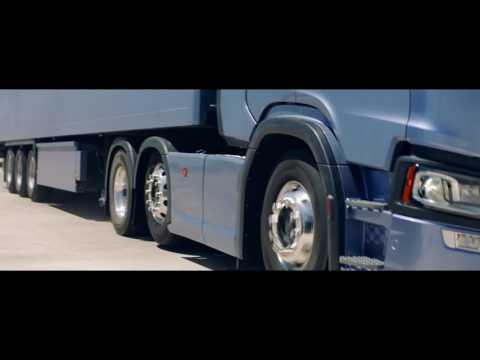 The Scania Clock – Features – Fleet Care