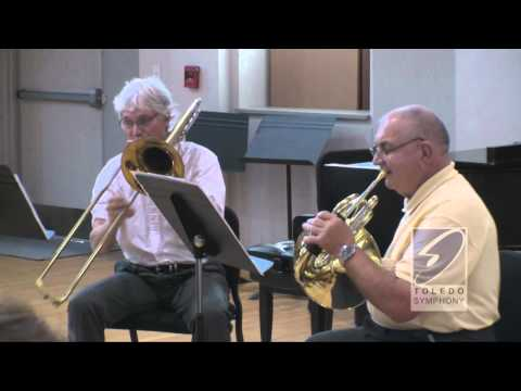 Toledo Symphony School of Music John Wilson, Ben Randall