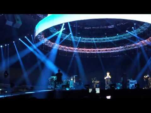 Die Fantastischen 4 - live in Wien 20.12.2011