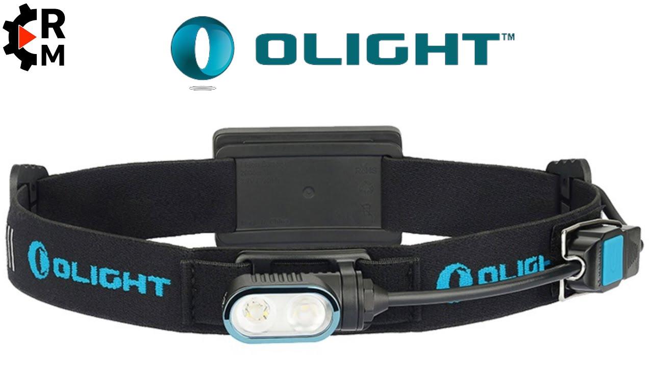 OLIGHT Array I3E Stirnlampe LED Wiederaufladbar 400 Lumen,mit 80m Leuchtweite