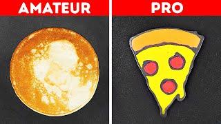SATISFYING PANCAKE ART || Simple Yet Delicious Pancake Recipes