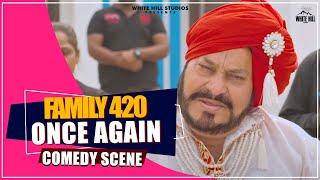 Family 420 Once Again | Dialogue Promo 5 | Gurchet Chitarkar Funny | Punjabi Comedy Scenes