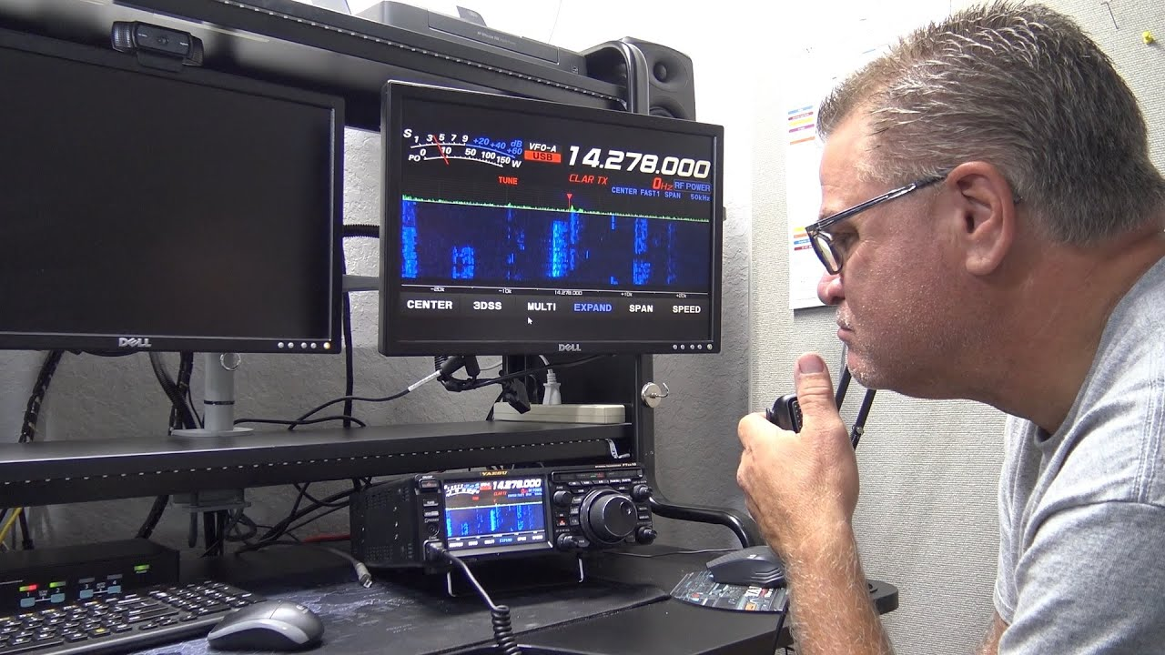 Download 📻 NEW!! Yaesu FT-DX10 HF/6M Hybrid SDR Ham Radio Transceiver Review, Making Contacts!!!!