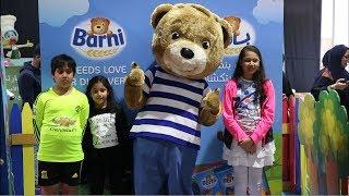Plan B | Barni at Kids in Motion