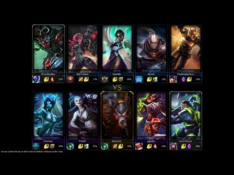 Fight for Freedom, Fight For the Future of Valoran, Fight to Rule Shurima - Battle of Shurima Game 1