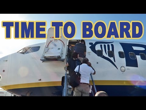 The BASICS of Boarding - Security - Frankfurt-Hahn Airport
