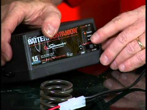 Battery Charge Maintainers Video - Advance Auto Parts...