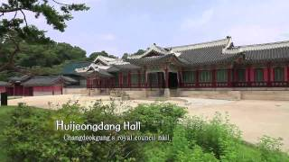 [TV ZONE] The Joseon Dynasty's Rest Area, Changdeokgung Palace