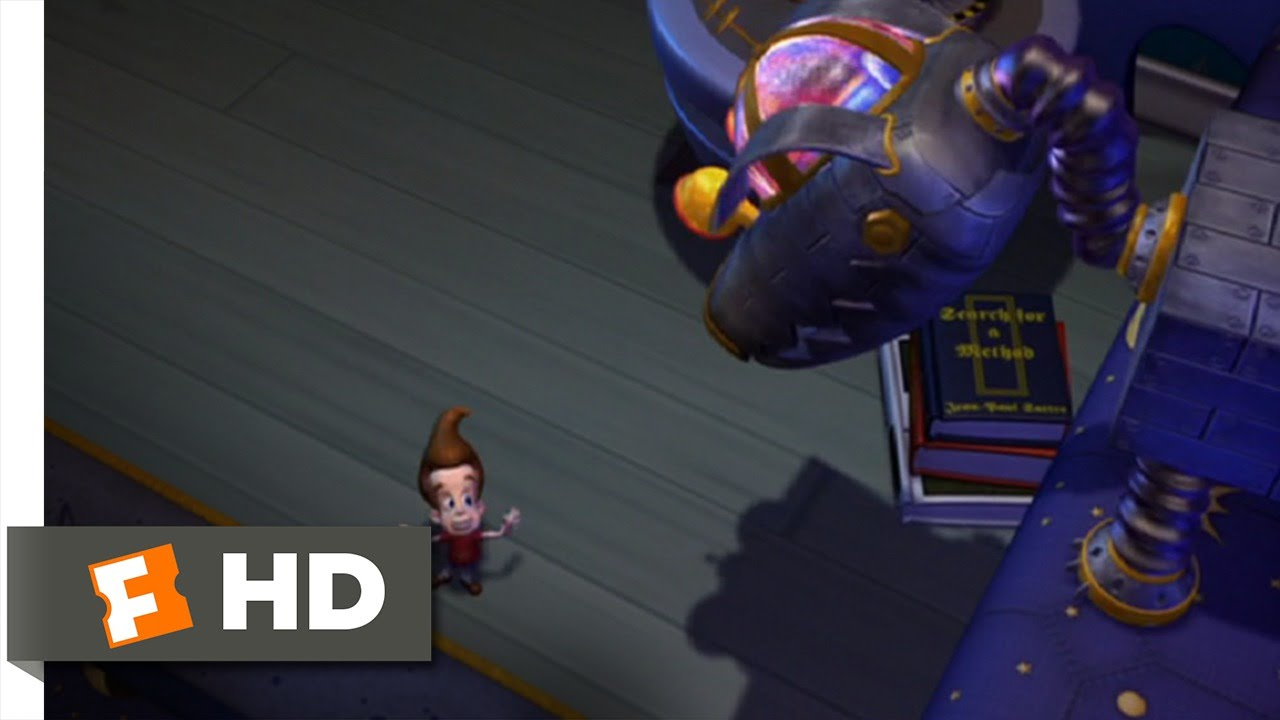 shrink ray jimmy neutron boy genius 3 10 movie clip 2001 hd