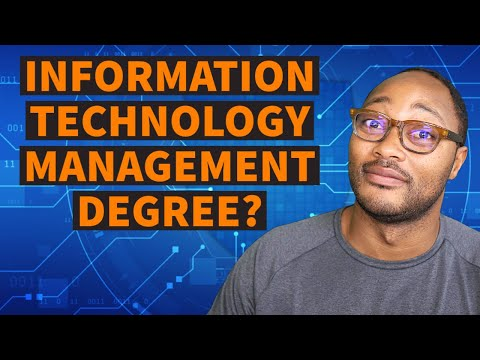 Why Major In Information Technology Management | Management Information Systems