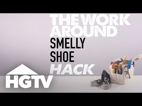 Robin Rock - Baking soda will fix smelly gym shoes