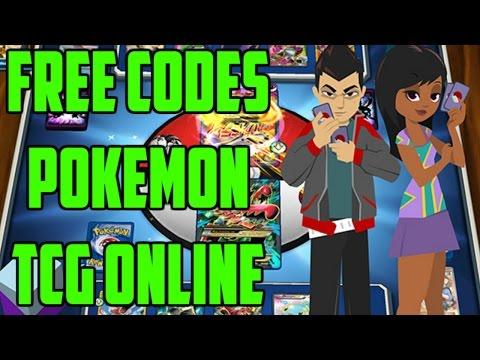 Free Pokémon TCGO Codes - Pokemon Trading Card Game Pokémon Online Codes