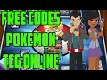 Free Pokémon TCGO Codes - Pokemon Trading Card Game Pokémon Online Codes