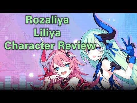 Rozaliya & Liliya
