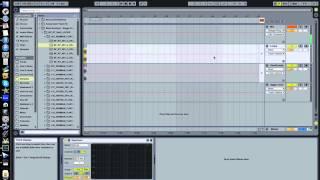 Ableton Basics: 2. Session vs Arrangement View