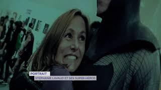 Yvelines | Portrait : Stéphanie Lavaud et ses super héros