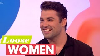 Joe McElderry Reveals All About His Topless Photo Shoot | Loose Women
