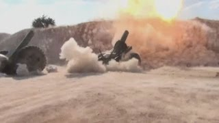 Syria: Rebels Attempt To Take Over Checkpoint Leading To Military Camp