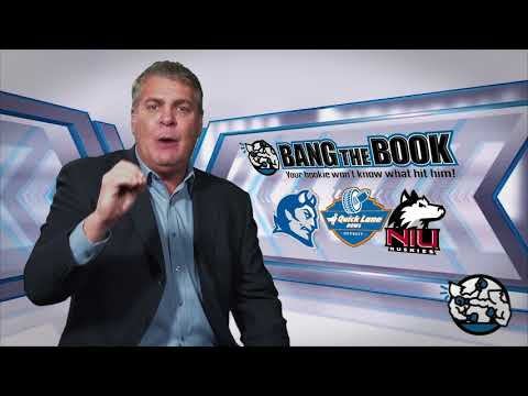 Quick Lane Bowl Odds, Pick, & Prediction: Northern Illinois vs. Duke