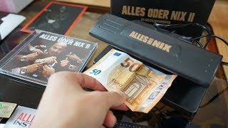 Download XATAR - ALLES ODER NIX II (Ltd.Fanbox) UNBOXING Mp3 and Videos