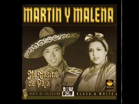 Martin y Malena. Mi Casita de Paja.