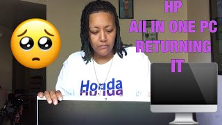 HP All In One Desktop PC Computer [REVIEW] | IT STOPPED WORKING‼️