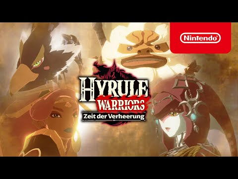New Trailer And Gameplay Material For Hyrule Warriors Time Of Desolation Released Newsabc Net