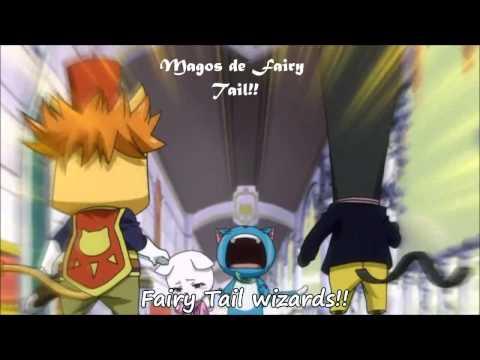 Fairy Tail [Trailer] Sub. Español