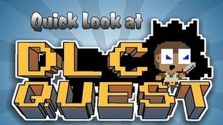 Zilla Tries....DLC Quest: Live Freemium or Die