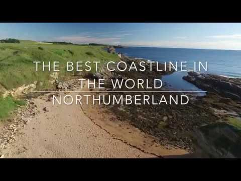 Northumberland. The best coastline in the world ....