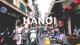Hanoi, Vietnam | 2016 Travel Vlog