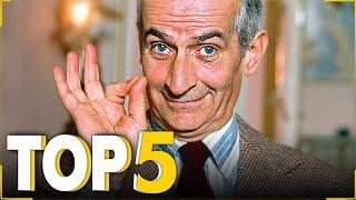 TOP 5 des Pétages de Câble de Louis De Funès - Allociné