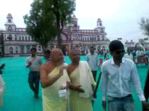 G.A.Sh. Nityanand Suri ji m. Khimel Pratishtha me