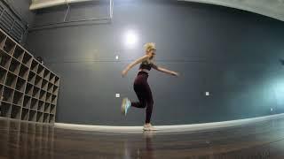 De Hofnarr-Back in the day Shuffle dance choreography